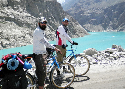 Cycling on the Roof of Pakistan (Introduction)