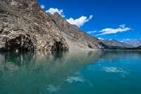 Views of Attabad Lake, Hunza